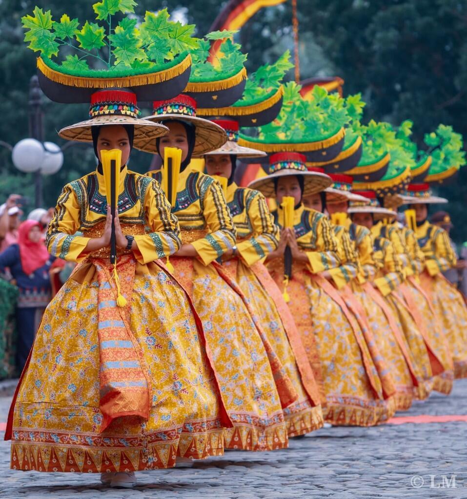 Meriahnya Pembukaan Festival Budaya Minangkabau 2018
