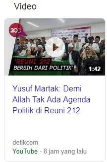 Ketum GNPF Terima Tantangan Sumpah TKN Jokowi-Ma'ruf