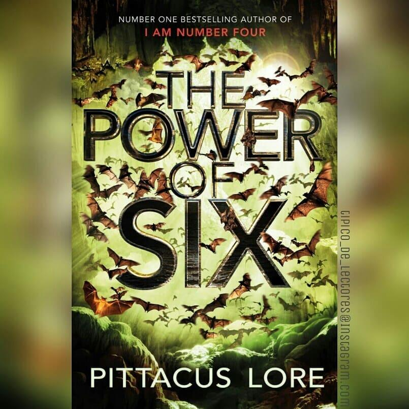 Review Novel 'The Power Of Six' (LorienLegacies#2)