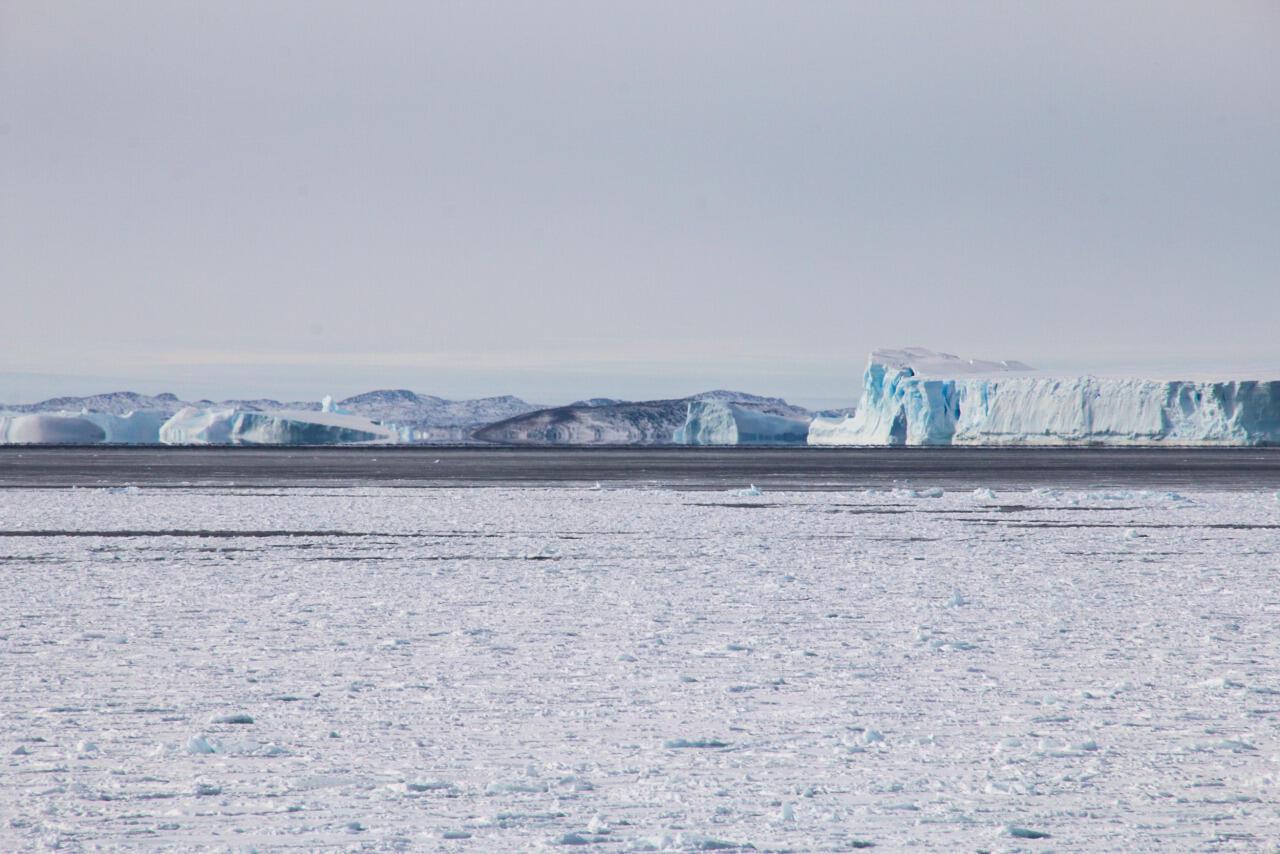 Misteri Tembok Es Antartika Yang Disembunyikan Amerika Dari Mata Dunia