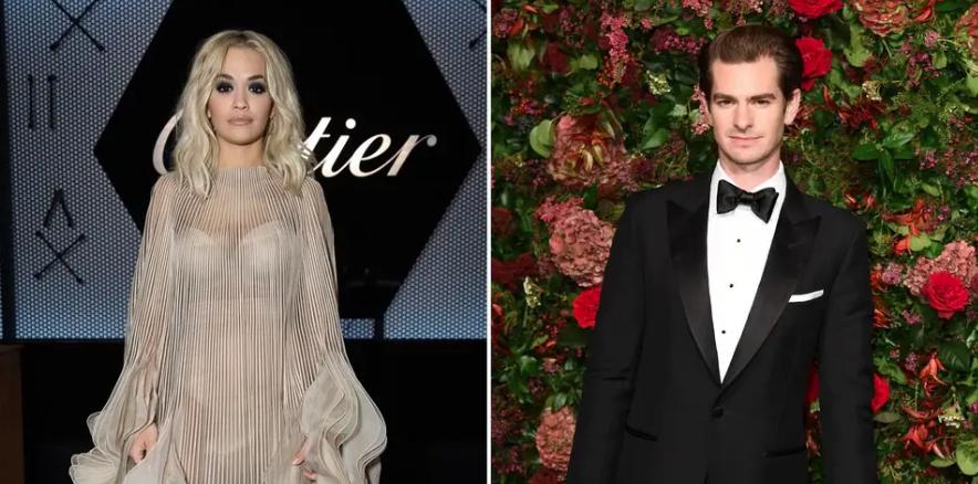 Rita Ora Pacaran dengan Andrew Garfield?