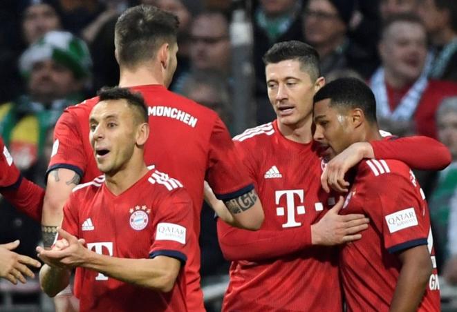 Hasil Bundesliga: Bayern Tumbangkan Werder Bremen