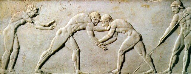Mengenal Palé, Gulatnya Orang-orang Yunani Kuno