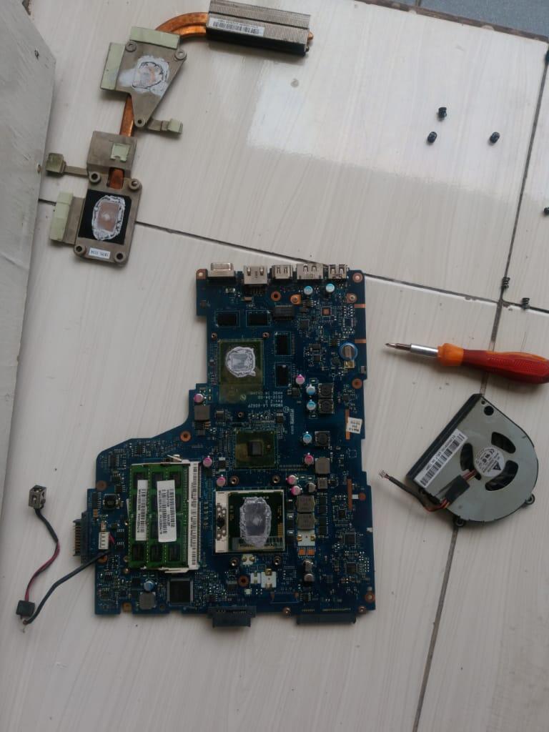 #Ask tentang cooler laptop/thermal paste/led laptop dijadiin lampu,dll