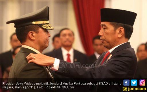 Menantu Hendropriyono Dapat Promosi, TNI Profesional?