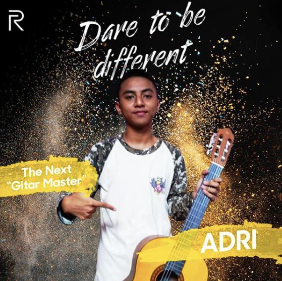 Dare to be Different: Bukti Realme Dukung Anak Muda yang Berani Wujudkan Mimpi