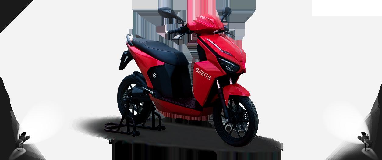 GESITS, Merk Motor Listrik Anak Negeri Buatan Indonesia