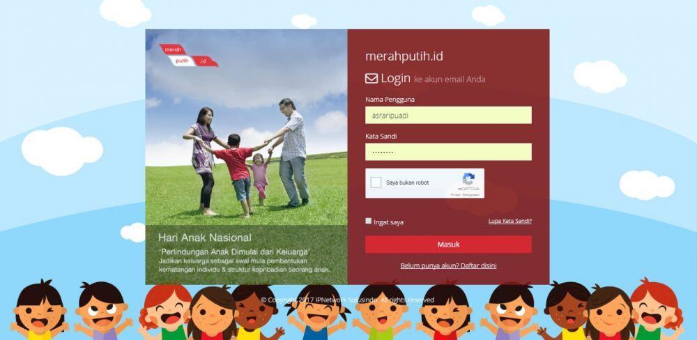 MerahPutih.id Adalah Layanan Email Gratis Anak Negeri Buatan Indonesia