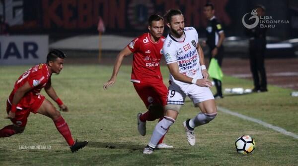 Preview Bali United Vs Persija: Upaya Menjegal Si Calon Juara