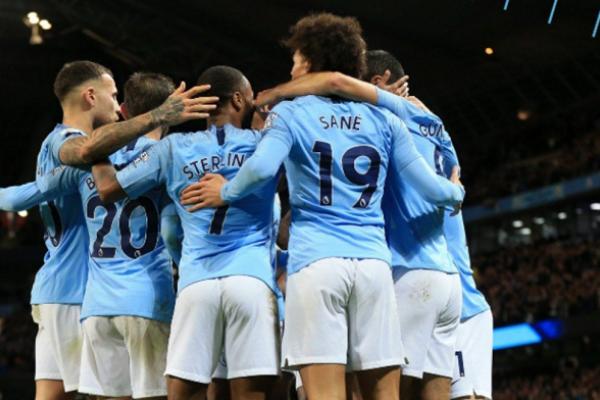 Manchester City Lanjutkan Tren Tanpa Kekalahan di Etihad Stadium