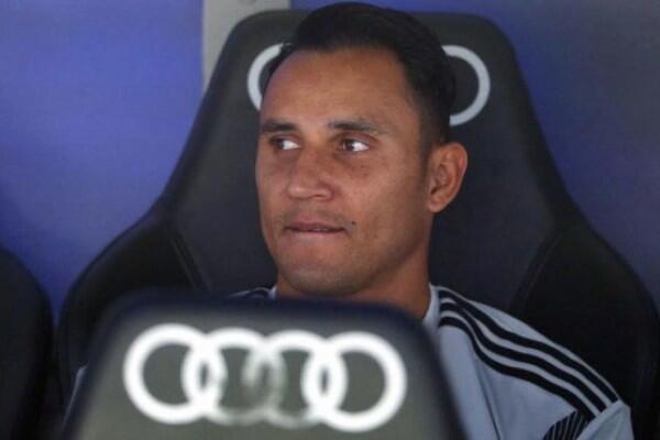 Nasib Tidak Pasti Keylor Navas di Real Madrid