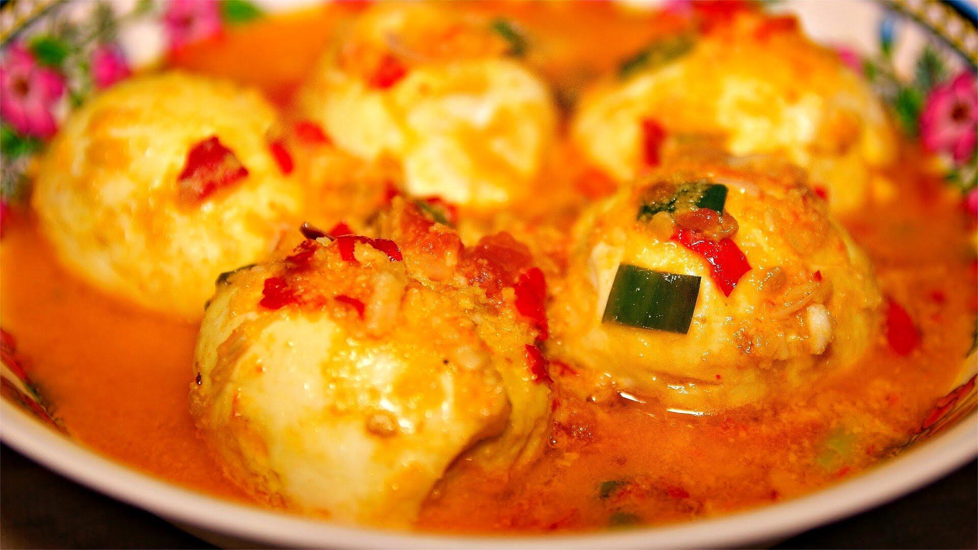 7 Olahan Unik Telur Khas Nusantara, yang Mana Favoritmu?