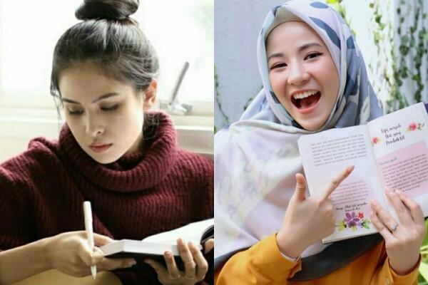 10 Artis yang Rilis Buku di 2018, Mulai Prilly Sampai Roy Kiyoshi