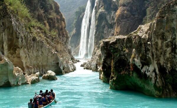 Bak Lukisan, 8 Wisata Alam di Meksiko Ini Memiliki Panorama Fantastis