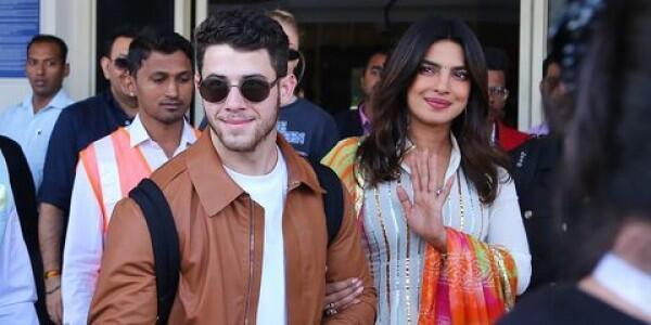 10 Kemeriahan Pernikahan Prinyanka Chopra - Nick Jonas