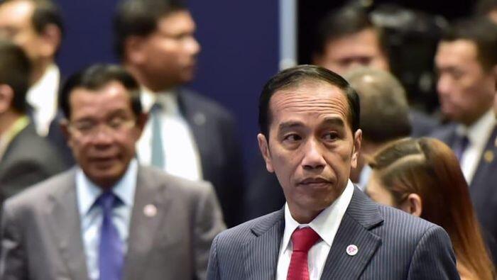 Rupiah Perkasa, Jokowi: Jangan Kaget Kalau Dolar AS Turun Terus