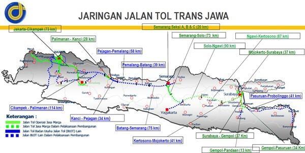 Jajal Tol Trans Jawa, Jokowi Bakal 'Ngegas' Mobil dari Jakarta ke Surabaya