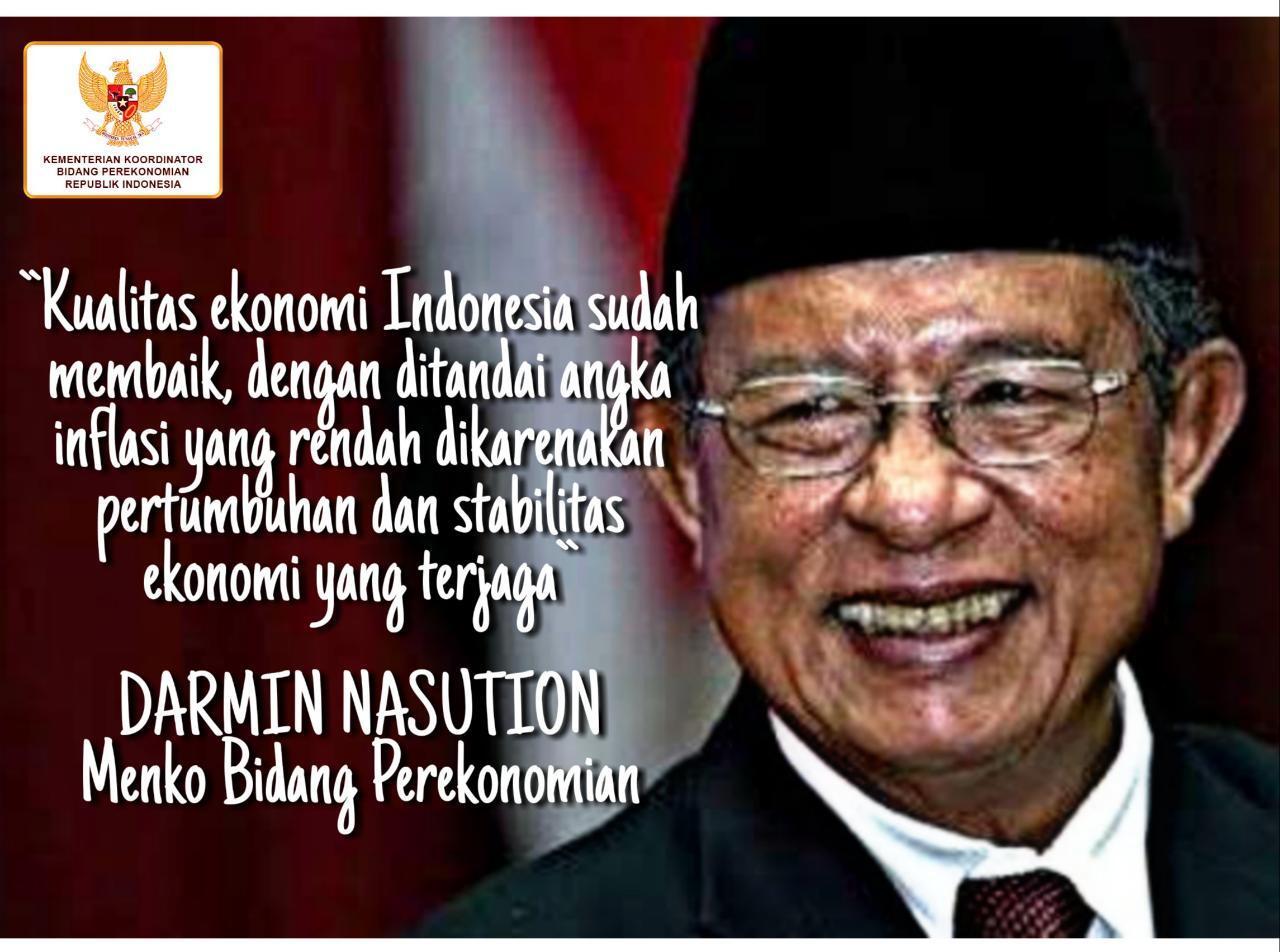Empat Tahun Kepemimpinan Presiden Jokowi, Kualitas Ekonomi Indonesia Terus Membaik