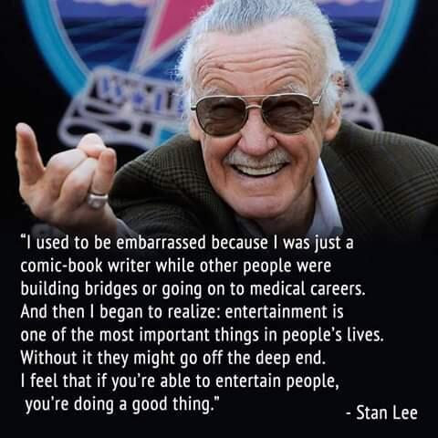 Ternyata Stan Lee Masih Akan Muncul di Beberapa Film Marvel Mendatang
