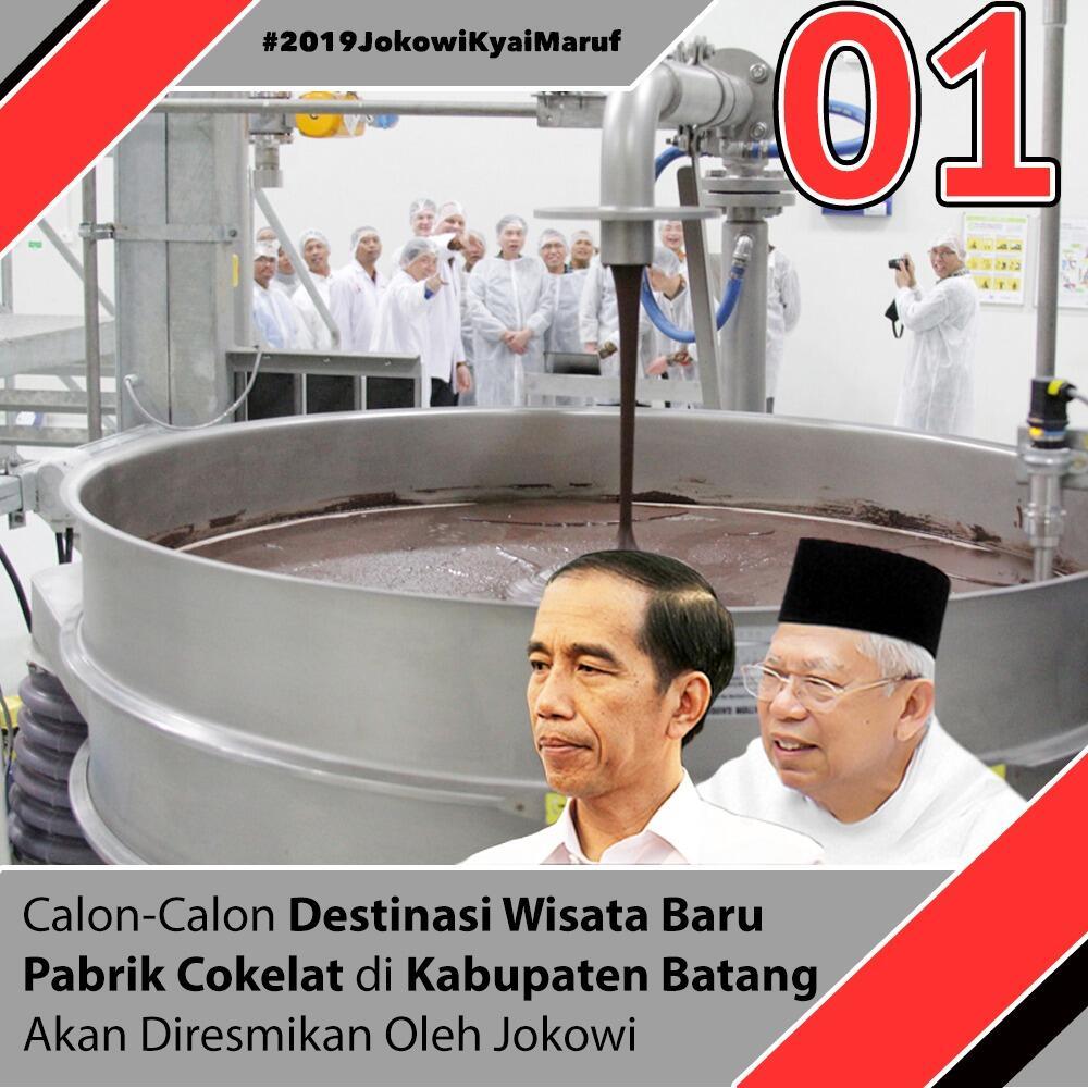 Pabrik Coklat di Batang, Bakal Diresmikan Presiden
