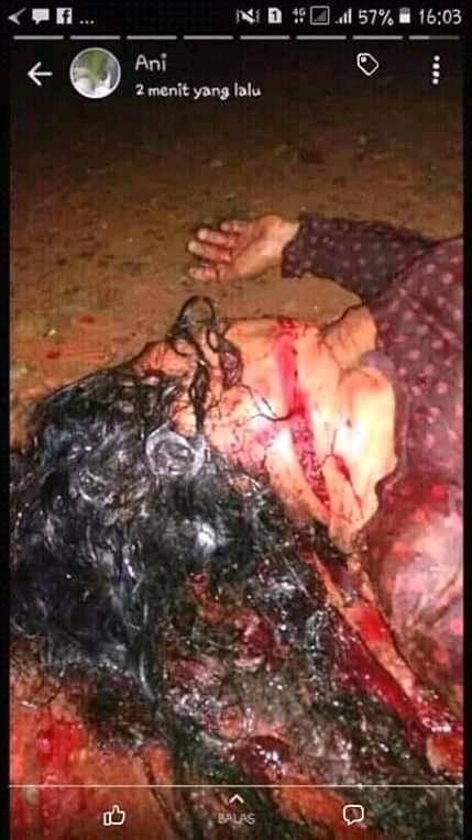 Komplitkasi Pembunuhan Wanita lintas daerah !!!