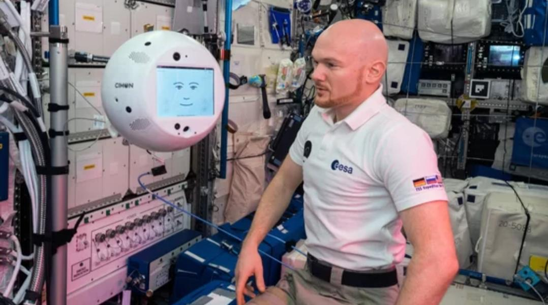 Cimon Robot Antariksa Seharga Rp. 85,7 Miliar