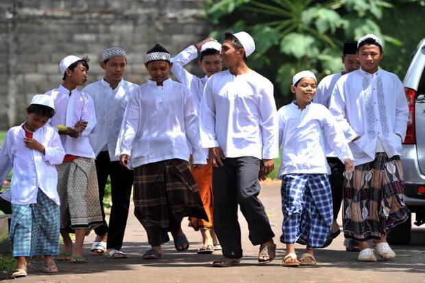 Indonesia bukan Negara Muslim Terbesar di Dunia Andai India Masih Bersatu