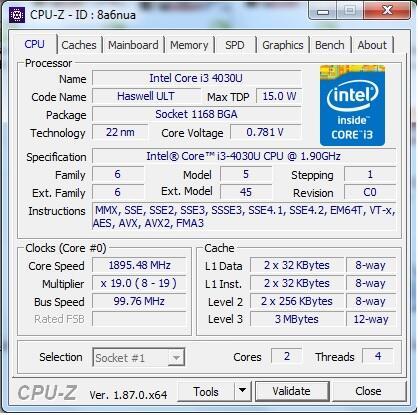 Mengganti Processor Asus X455L