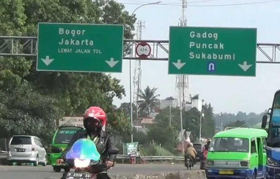 Tol Bocimi Beroperasi, Jalur Jakarta-Sukabumi Sudah Tak Macet Lagi