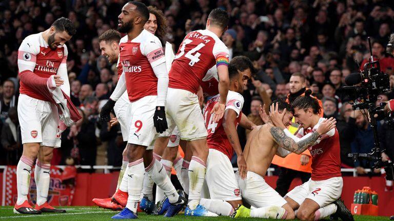Rekor-Rekor Arsenal Usai Menang Derby London Utara Pekan Ini