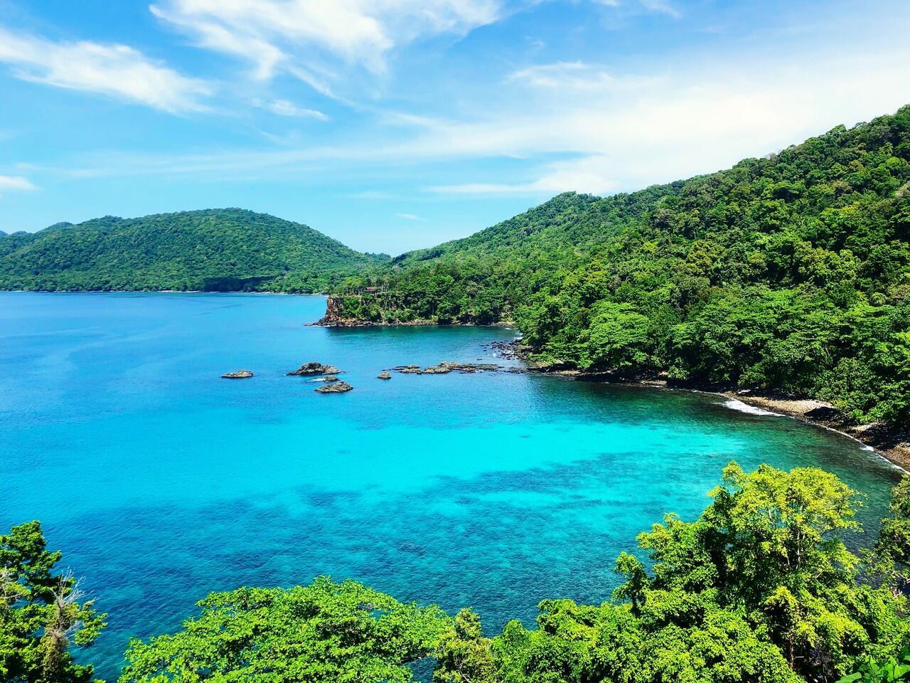 Pulau Weh, bagai sekeping surga terlempar di ujung Sumater