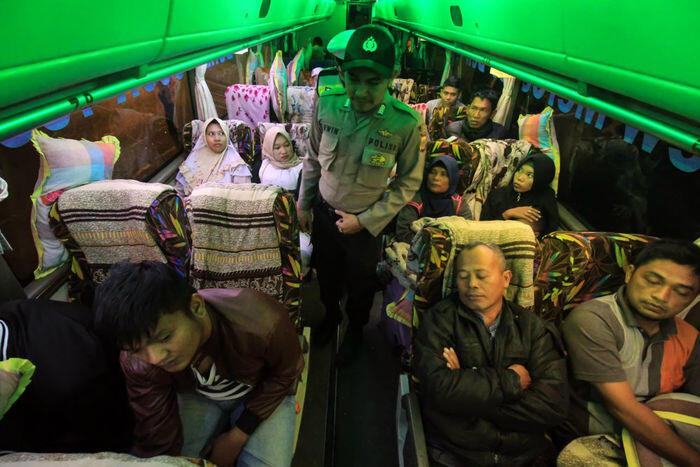 75 buronan napi dari Lapas Lambaro masuk DPO