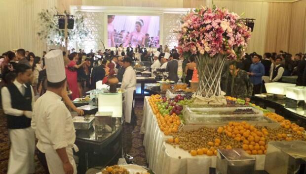 Harga Paket Katering Pernikahan Memang Mahal, Siasati dengan 5 Cara Ini Saja