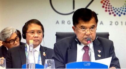 Komitmen Indonesia Tangani Perubahan Iklim dan Pembangunan Berkelanjutan