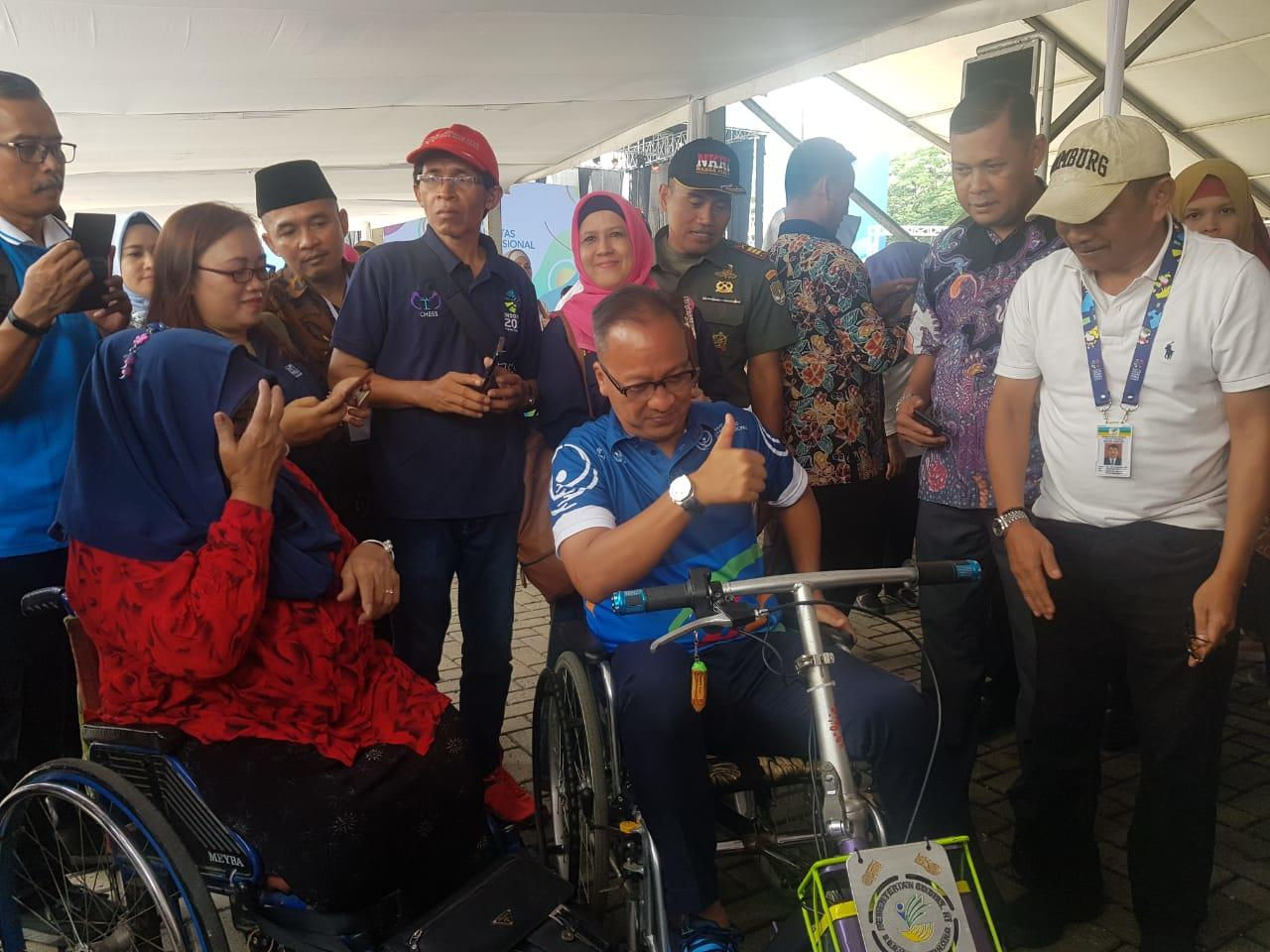 Inilah Layanan dan Program bagi Penyandang Disabilitas