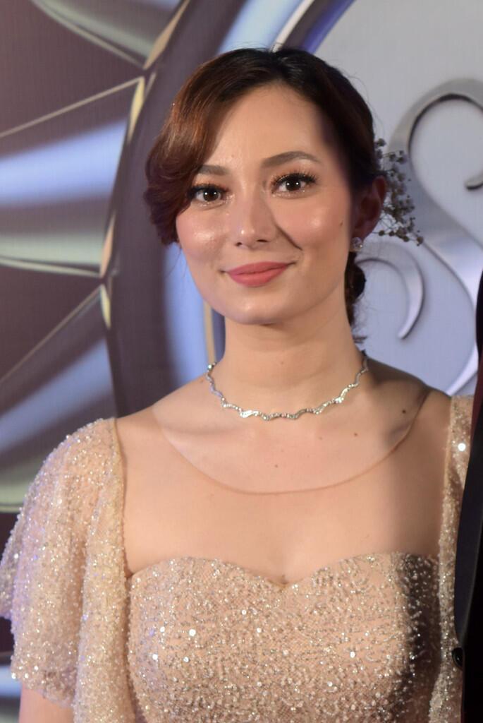 Asmirandah Saat hadir di SCTV Awards