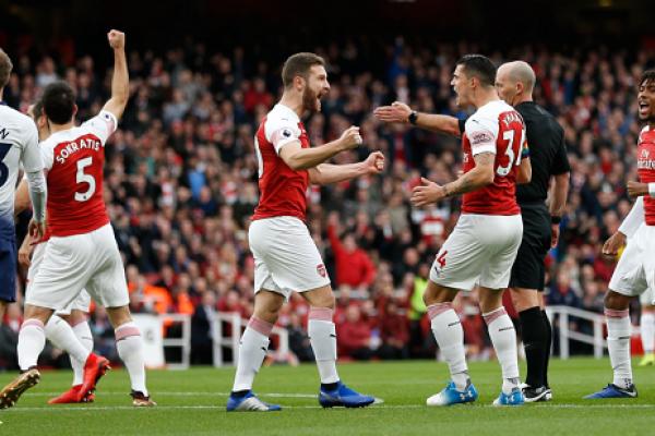 Berlangsung Seru, Arsenal Akhirnya Memenangkan Laga Derby London Utara