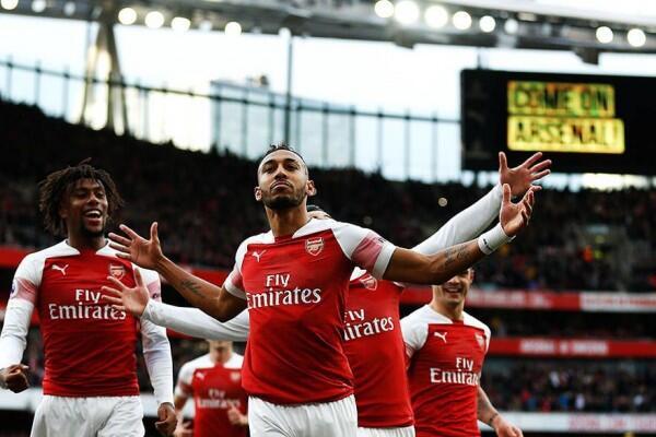 4 Fakta Kemenangan Arsenal atas Tottenham di Derby London Utara
