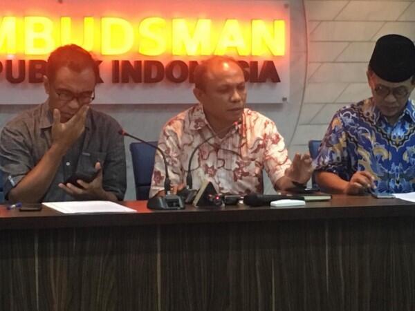 Ombudsman: SKB di Daerah Rentan Manipulasi Data