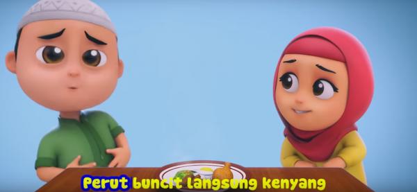 Asli Indonesia! Ini 5 Hal yang Perlu Kamu Tahu tentang Animasi 'Nussa'