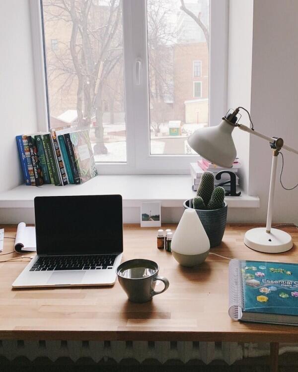9 Tips Merancang Ruang Kerja di Rumah Agar Kerja Lebih Produktif