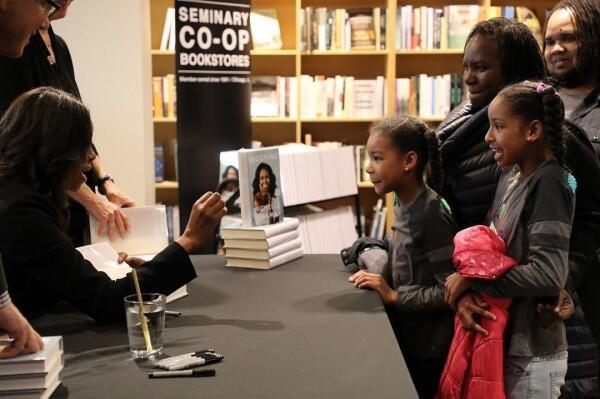 Memoir Michelle Obama Jadi Best Seller di Beberapa Negara
