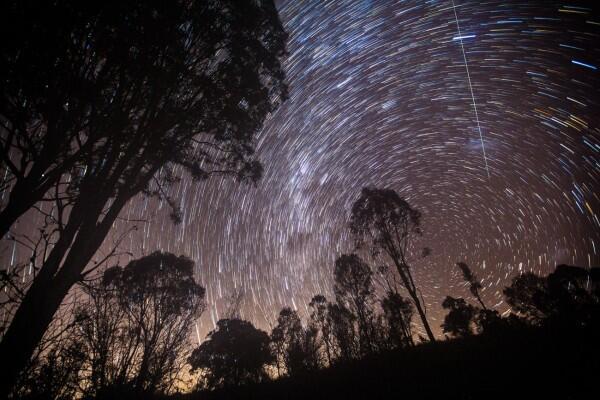 Dari Hujan Meteor hingga Komet, Ini 10 Peristiwa Langit Desember 2018