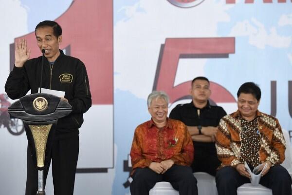 Jokowi Kembali Keluhkan Fitnah dan Hoaks yang Menimpa Dirinya