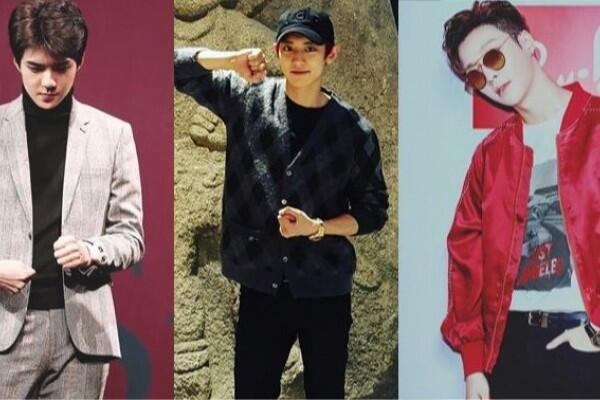 10 OOTD Kece Personil EXO Ini Bisa Dongkrak Penampilanmu, Boys!