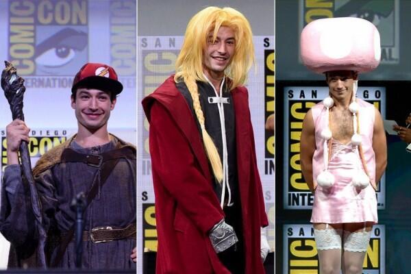 Ini 5 Fakta Unik Ezra Miller, Pemeran Credence di Fantastic Beasts