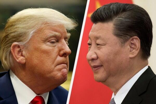 China dan Amerika Setuju Hentikan Perang Dagang