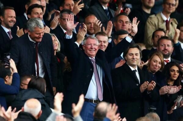 Dokter Diduga Mengakses Data Kesehatan Sir Alex Ferguson Secara Ilegal