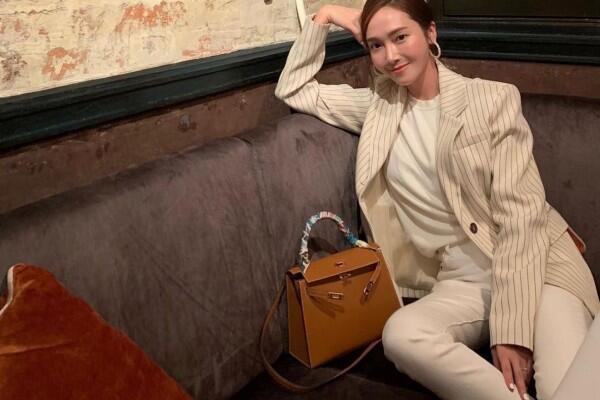 24 Harga Tas Mewah Jessica Jung yang Mahal dan Berkelas!