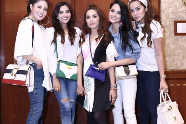 9 Brand Fashion Mahal yang Paling Sering Digunakan Artis Indonesia